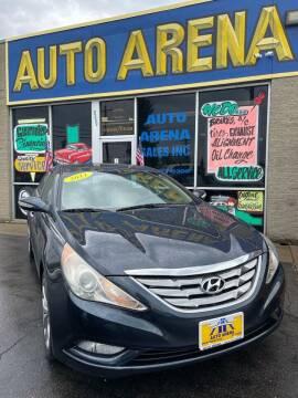 2011 Hyundai Sonata for sale at Auto Arena in Fairfield OH
