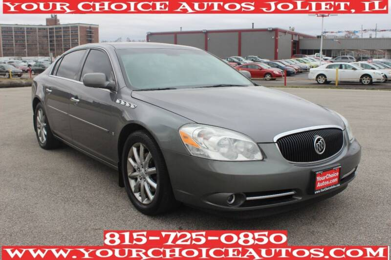 2007 Buick Lucerne for sale at Your Choice Autos - Joliet in Joliet IL