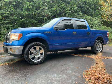 2012 Ford F-150 for sale at Peach Auto Sales in Smyrna GA