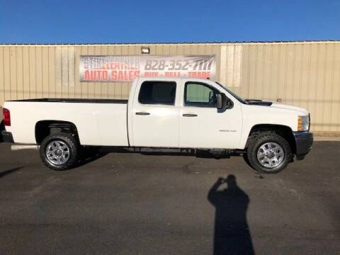 2011 Chevrolet Silverado 2500HD for sale at Stikeleather Auto Sales in Taylorsville NC