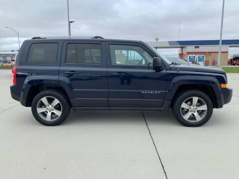 2016 Jeep Patriot for sale at Sportline Auto Center in Columbus NE