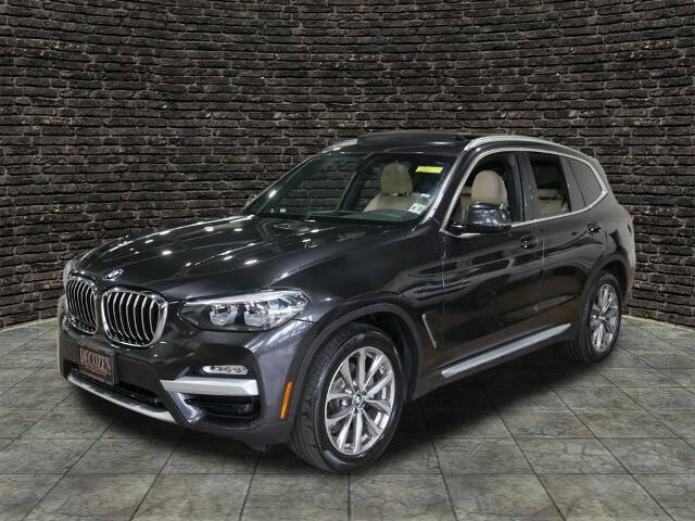2018 BMW X3 for sale at Montclair Motor Car in Montclair NJ