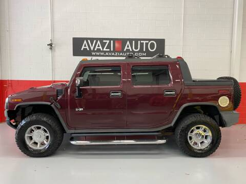 2005 HUMMER H2 SUT for sale at AVAZI AUTO GROUP LLC in Gaithersburg MD