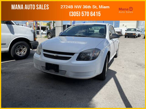 2006 Chevrolet Cobalt for sale at MANA AUTO SALES in Miami FL