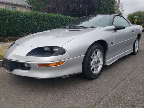 1997 Chevrolet Camaro for sale at KC Cars Inc. in Portland OR