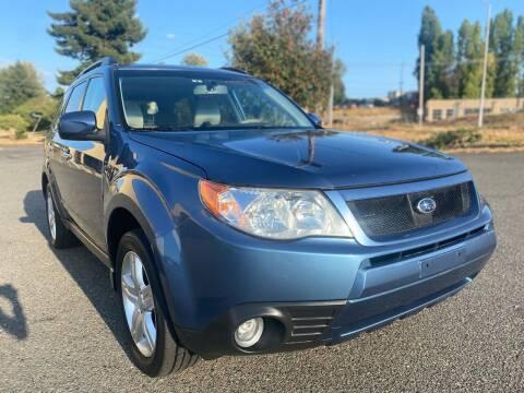 2010 Subaru Forester for sale at South Tacoma Motors Inc in Tacoma WA