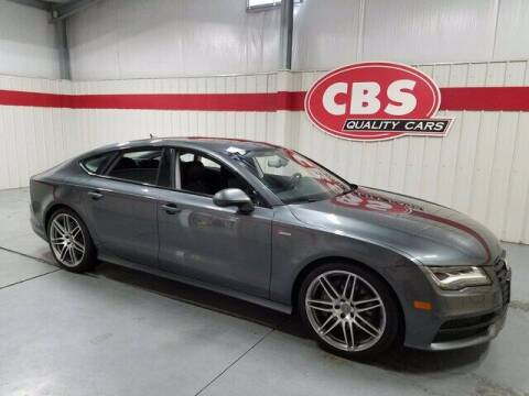 2014 Audi A7 for sale at CBS Quality Cars in Durham NC