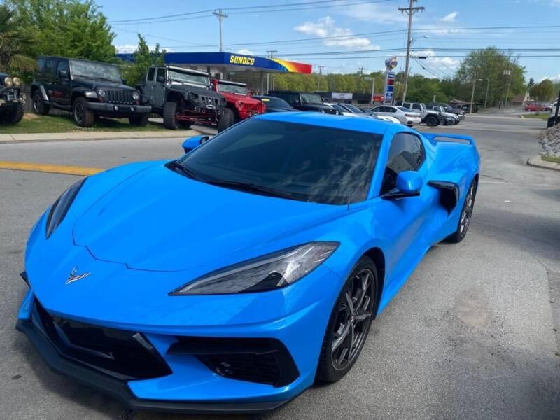 2020 Chevrolet Corvette for sale at Z Motors in Chattanooga TN