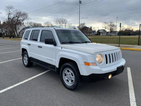 2012 Jeep Patriot for sale at Cars With Deals in Lyndhurst NJ