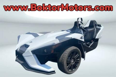2019 Polaris Slingshot for sale at Boktor Motors in North Hollywood CA