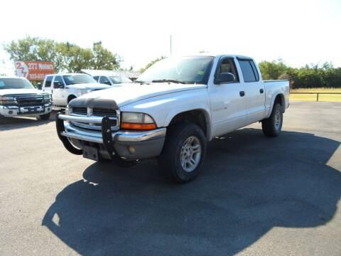 2001 Dodge Dakota for sale at 277 Motors in Hawley TX