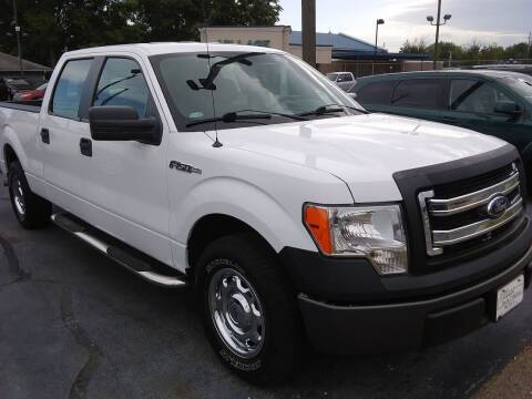 2013 Ford F-150 for sale at Village Auto Outlet in Milan IL