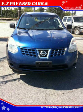 2008 Nissan Rogue for sale at E-Z Pay Used Cars in McAlester OK
