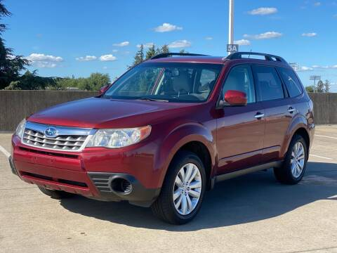 2012 Subaru Forester for sale at Rave Auto Sales in Corvallis OR