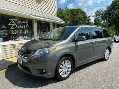 2011 Toyota Sienna for sale at Real Deal Auto Sales in Auburn ME