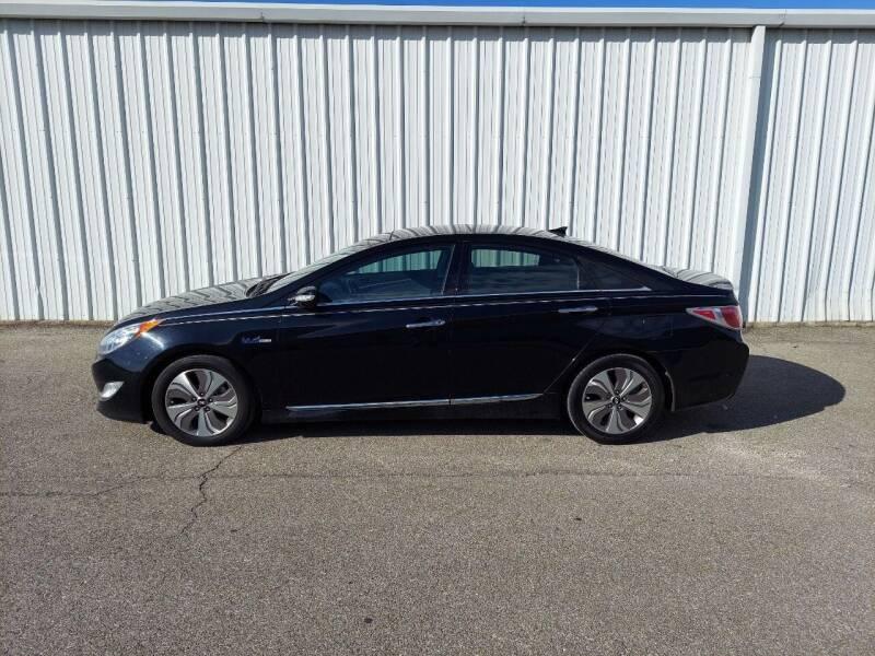 2014 Hyundai Sonata Hybrid for sale at Longhorn Motors in Belton TX