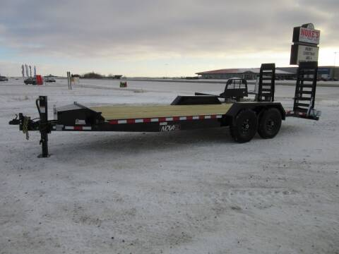 2021 Midsota et 822014k   for sale at Nore's Auto & Trailer Sales - Equipment Trailers in Kenmare ND