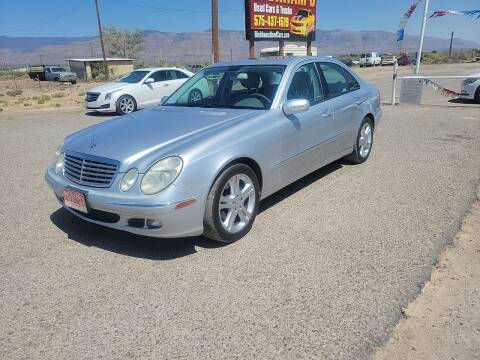 2006 Mercedes-Benz E-Class for sale at Bickham Used Cars in Alamogordo NM
