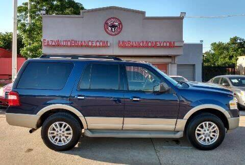 2010 Ford Expedition for sale at Eazy Auto Finance in Dallas TX