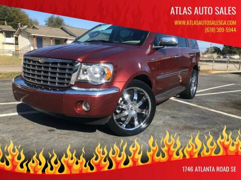 2008 Chrysler Aspen for sale at Atlas Auto Sales in Smyrna GA