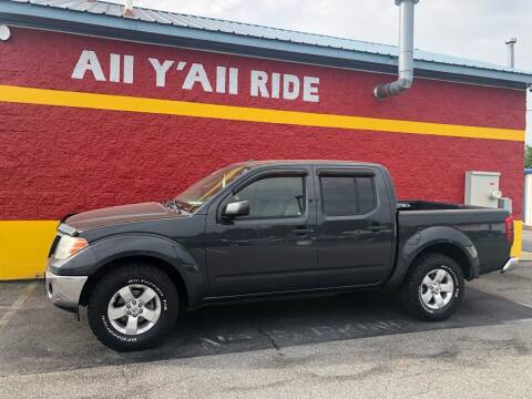 2011 Nissan Frontier for sale at Big Daddy's Auto in Winston-Salem NC