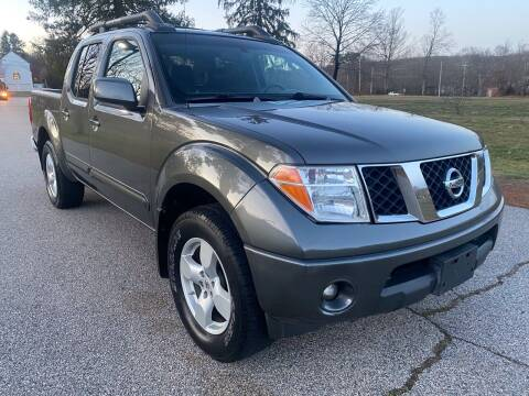 2007 Nissan Frontier for sale at 100% Auto Wholesalers in Attleboro MA