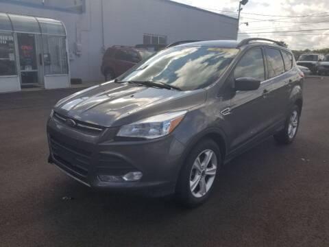 2015 Ford Escape for sale at Premier Automotive Sales LLC in Kentwood MI