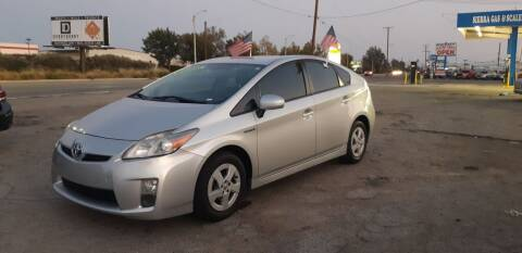 2010 Toyota Prius for sale at Autosales Kingdom in Lancaster CA