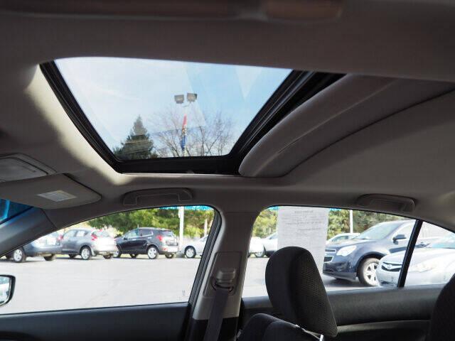 2012 Honda Accord EX 4dr Sedan 5A - Cortland OH