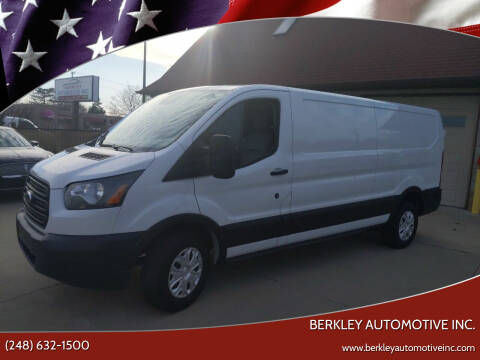 2019 Ford Transit Cargo for sale at Berkley Automotive Inc. in Berkley MI