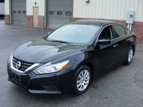 2017 Nissan Altima for sale at North South Motorcars in Seabrook NH