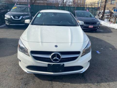 2018 Mercedes-Benz CLA for sale at Buy Here Pay Here Auto Sales in Newark NJ