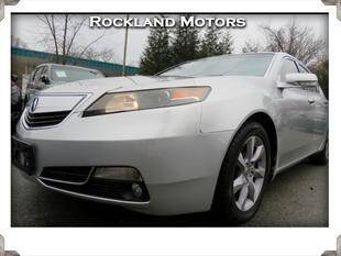 2014 Acura TL for sale at Rockland Automall - Rockland Motors in West Nyack NY