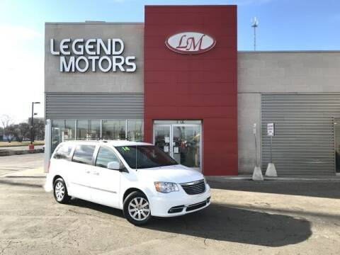 2014 Chrysler Town and Country for sale at Legend Motors of Waterford - Legend Motors of Ferndale in Ferndale MI