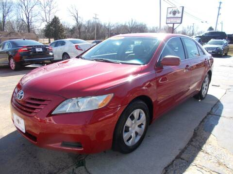 2008 Toyota Camry for sale at High Country Motors in Mountain Home AR