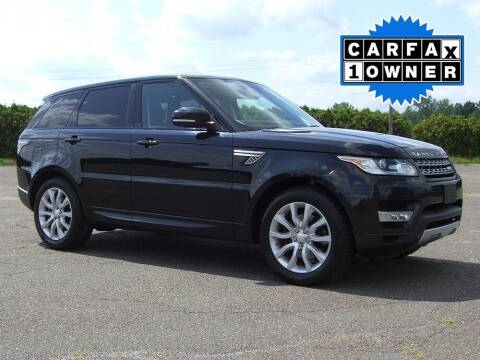 2014 Land Rover Range Rover Sport for sale at Atlantic Car Company in East Windsor CT