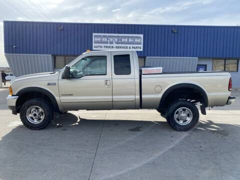 2001 Ford F-350 Super Duty for sale at HATCHER MOBILE SERVICES & SALES in Omaha NE