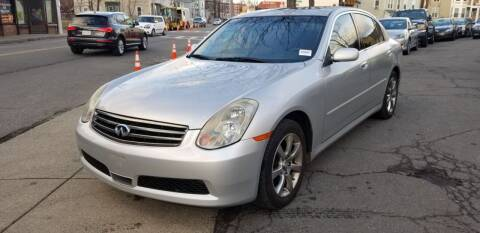 2006 Infiniti G35 for sale at Motor City in Roxbury MA