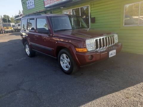 2007 Jeep Commander for sale at Amazing Choice Autos in Sacramento CA