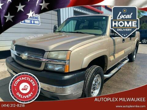 2004 Chevrolet Silverado 2500HD for sale at Autoplex Milwaukee in Milwaukee WI