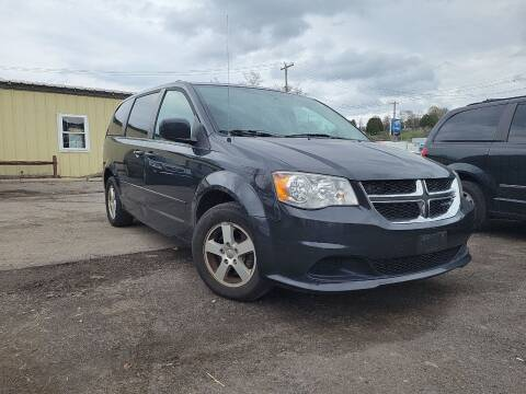 2011 Dodge Grand Caravan for sale at GLOVECARS.COM LLC in Johnstown NY