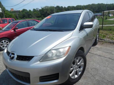 2008 Mazda CX-7 for sale at VEST AUTO SALES in Kansas City MO