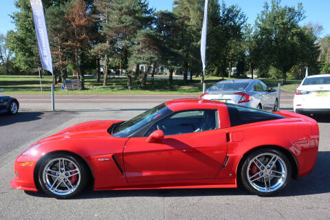 2009 Chevrolet Corvette for sale at GEG Automotive in Gilbertsville PA