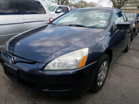 2005 Honda Accord for sale at Columbus Car Trader in Reynoldsburg OH