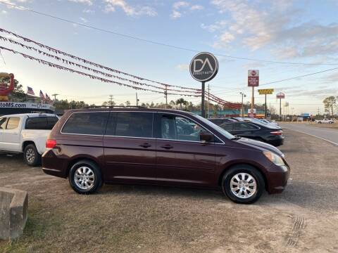2009 Honda Odyssey for sale at Direct Auto in D'Iberville MS
