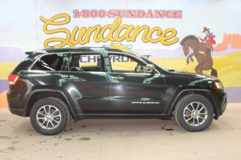 2015 Jeep Grand Cherokee for sale at Sundance Chevrolet in Grand Ledge MI
