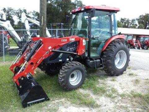 2020 TYM T454H for sale at DirtWorx Equipment - TYM Tractors in Woodland WA