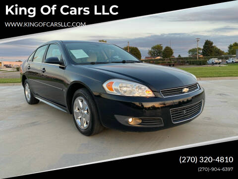 2010 Chevrolet Impala for sale at King of Cars LLC in Bowling Green KY
