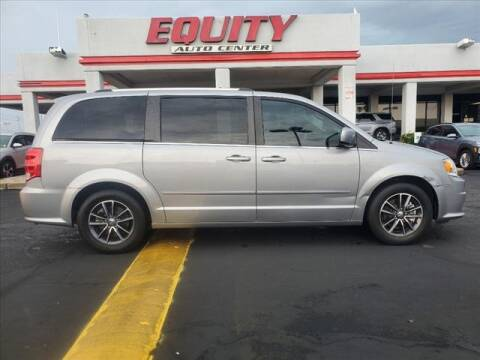 2017 Dodge Grand Caravan for sale at EQUITY AUTO CENTER in Phoenix AZ