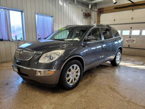 2011 Buick Enclave for sale at Sand's Auto Sales in Cambridge MN